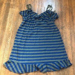 Quicksilver dress.